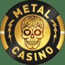 Metal Casino Review Logo