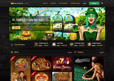 Winfest Casino Promotions