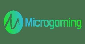 Microgaming Casino Games Provider Logo