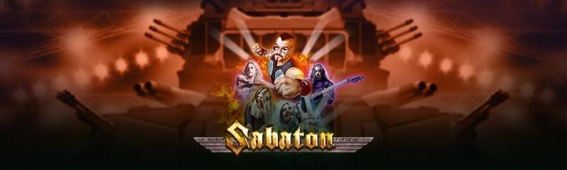 Sabaton slot Banner