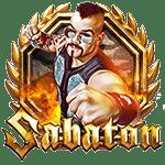 Sabaton slot logo