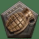 Sabaton Grenade Symbol