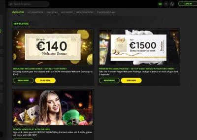 888 Casino Promotions