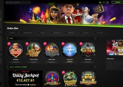 888 Casino slots