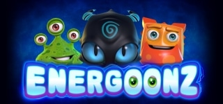 Energoonz Slot by Play'n Go Banner