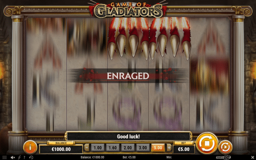 Game of Gladiators Enraged Feature Screenshot