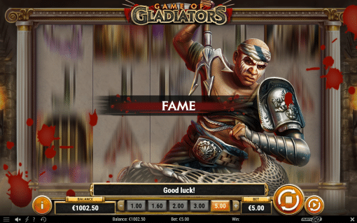 Game of Gladiators Fame Feature Screenshot