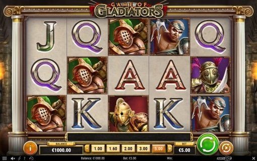 Game Of Gladiators Gameplay image