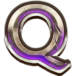 Game of Gladiators q Symbol