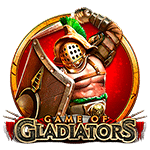 Game of Gladiators Slot Logo
