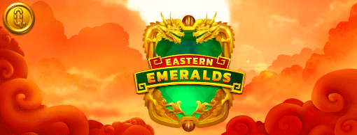 Eastern Emeralds By Quickspin Slot Banner