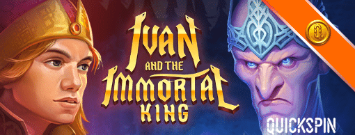 Ivan And the Immortal King Banner