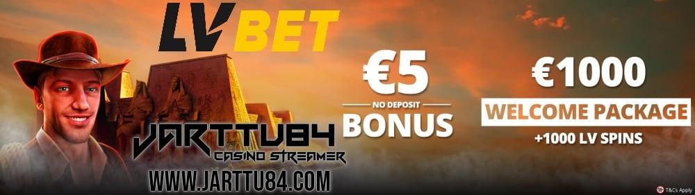 No Deposit Bonus LvBet Casino