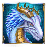 Rise of Merlin Blue Dragon Symbol