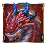 Rise of Merlin Red Dragon Symbol