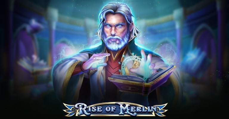Rise Of Merlin Game Banner