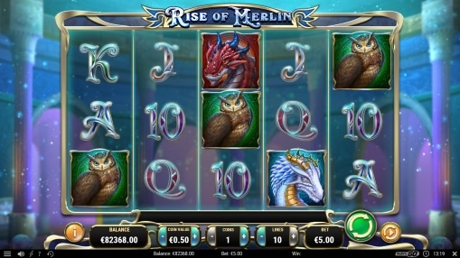 Rise Of Merlin Gameplay image