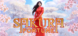 Sakura Fortune Slot by Quickspin Banner