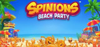 Spinions Slot Logo