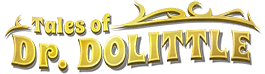 Tales of dr dolittle slot by quickspin logo