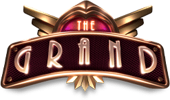 The Grand Slot By Quickspin Logo