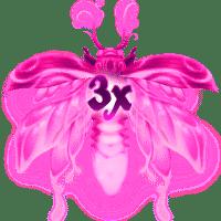 Firefly Frenzy 3x Wild Symbol