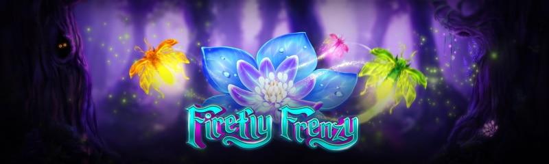 Firefly Frenzy Slot Banner
