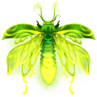 Firefly Frenzy Wild Symbol