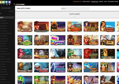 SlotsMillion Casino slots
