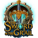 he sword and the grail Logo
