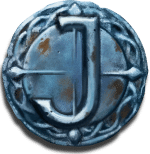 The sword and the grail j Symbol