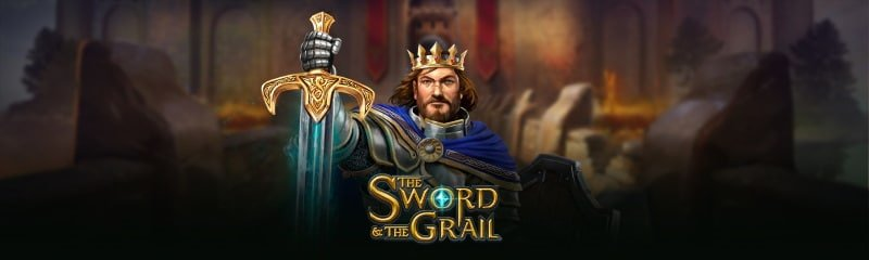 The sword and the grail main banner