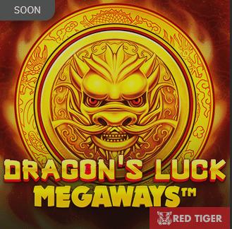 DragonsLuck slot logo