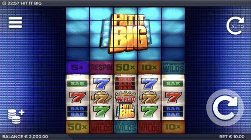 Hit It Big Slot by Elk Studios Screenshot