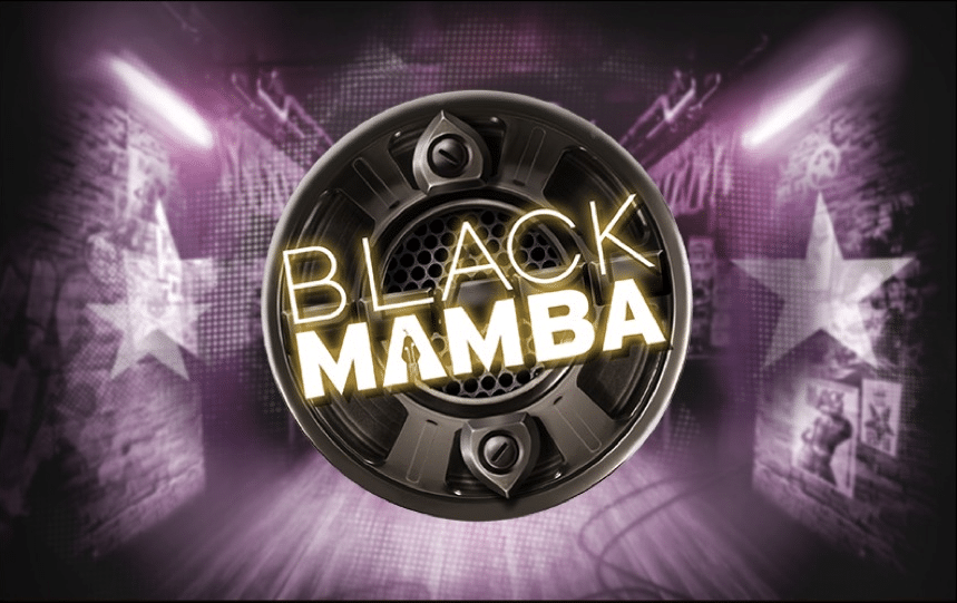 black mamba slot logo