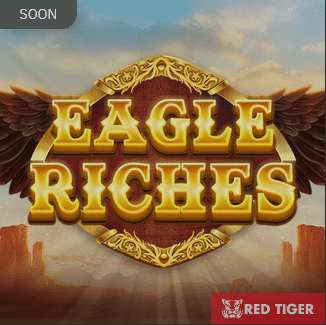 Eagle Riches slot logo