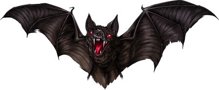Ozzy Osbourne Video Slot Bat Image