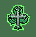 Ozzy Osbourne Video Slot Club Symbol