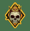 Ozzy Osbourne Video Slot Diamond Symbol