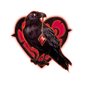 Ozzy Osbourne Video Slot Heart Symbol