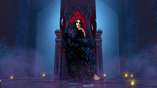 Ozzy osbourne Video Slot Ozzy in Throne