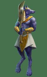 Divine Showdown Anubis Image