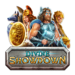Divine Showdown Slot Banner