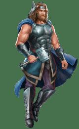 Divine Showdown Thor Image