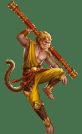 Divine Showdown Wukong Image