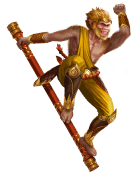 Divine Showdown Wukong Win Image