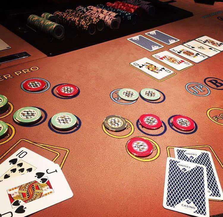 Dynamic Poker Royal Flush Jackpot By Jaakko11