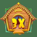 The Dog House 3x Wild Symbol
