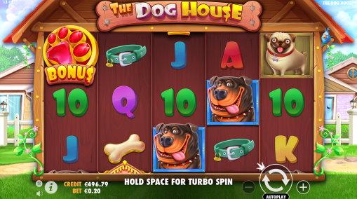 The Dog House Gameplay Screenshot