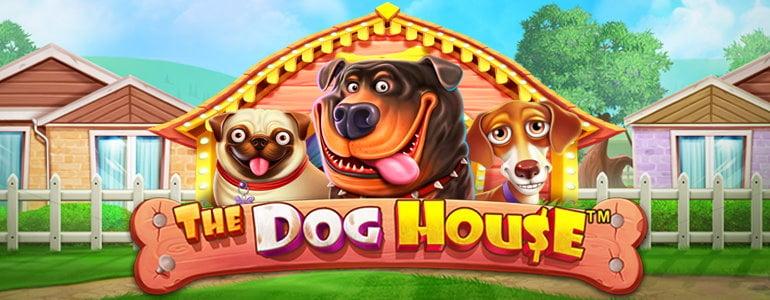 The Dog House Slot Banner